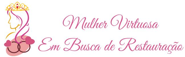 Página Inicial | Mulher Virtuosa